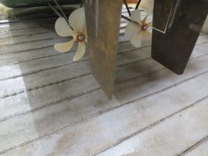 Berth Scour Protection for Single and Twin Propellers
