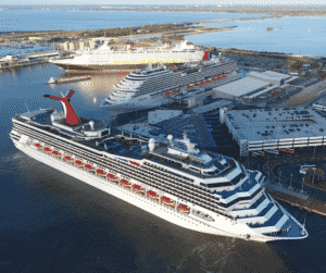 PORT CANAVERAL, SCOUR PROTECTION