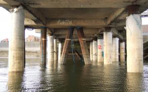 Marine Pile Repairs by Concrete Encasement