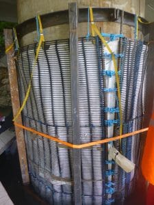 Romania, Pile Repairs